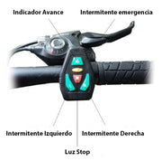 Chaleco reflectante de seguridad Led-zeeclo