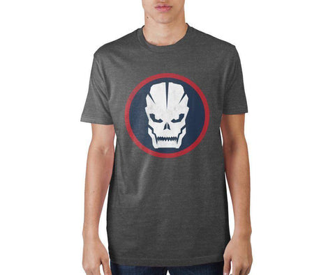 Image of Call of Duty Circular Skull Tee