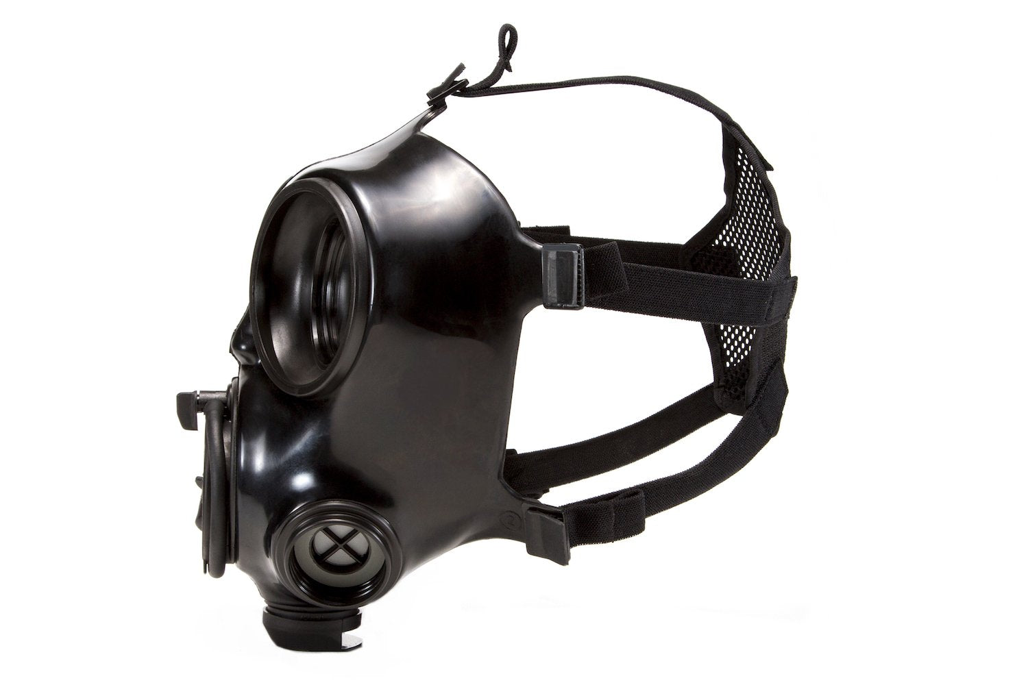 CM-7M military gas mask as part of the MIRA Safety Nuclear Survival Kit