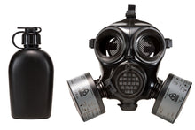 CM-7M Military Gas Mask with two CBRN filters