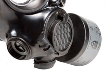 Voice emitter on the CM-7M Military Gas Mask