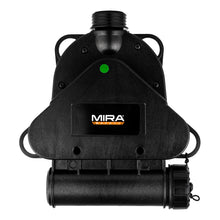 MIRA Safety powered air purify respirator (PAPR) back view