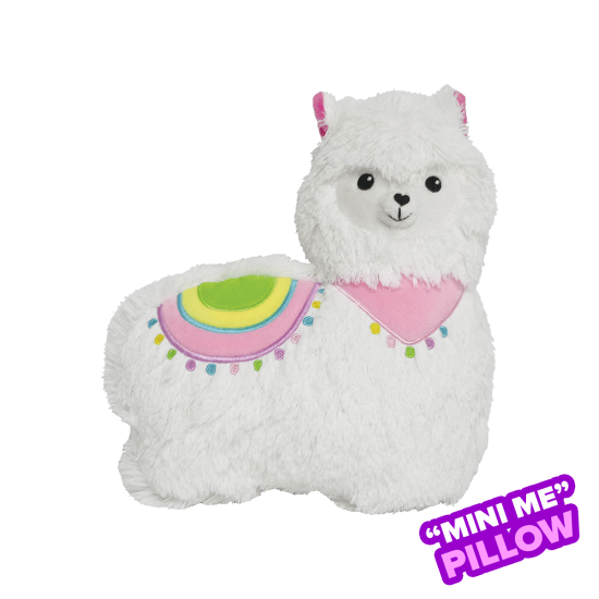 Mini Llama Pillow- Bubblegum Scented Pillow