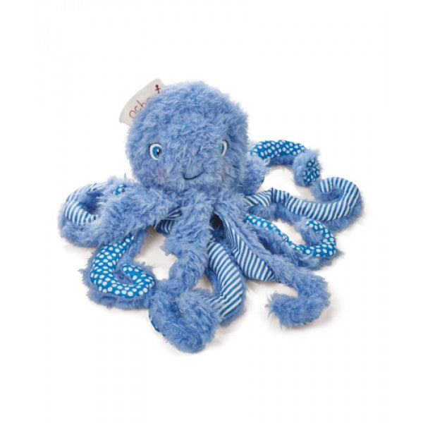 "Ocho 9"" Plush Octopus for Baby - Bubbles Gift Shoppe"