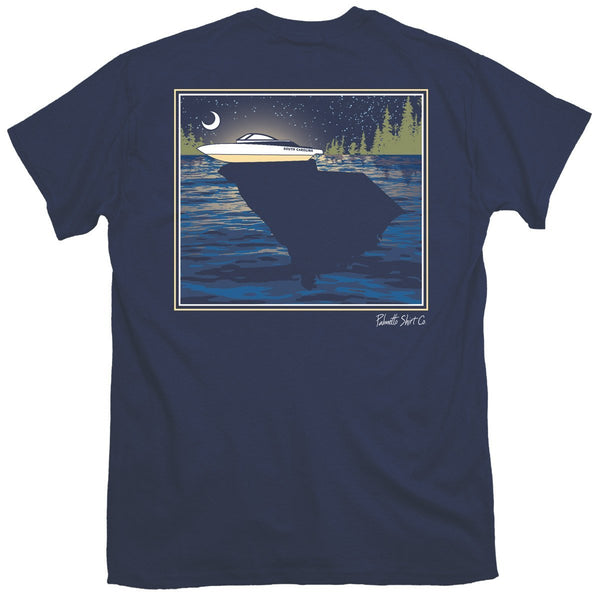 Boat State T-Shirt - Unisex