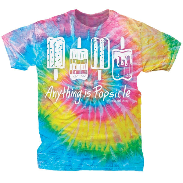 Anything is Popsicle Youth T-shirt- 2 sizes