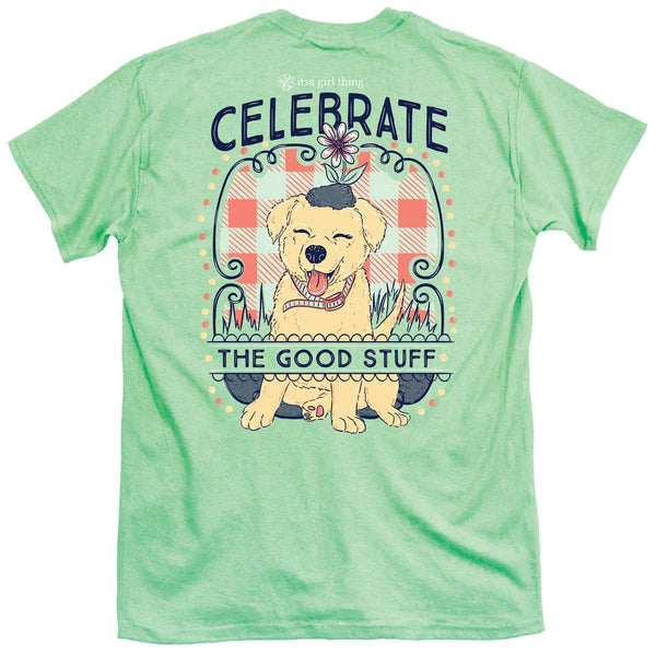 Celebrate The Good Stuff T-shirt - Youth