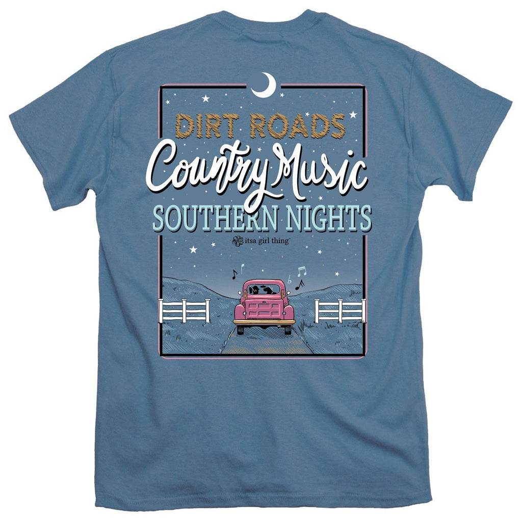 Dirt Roads T-shirt