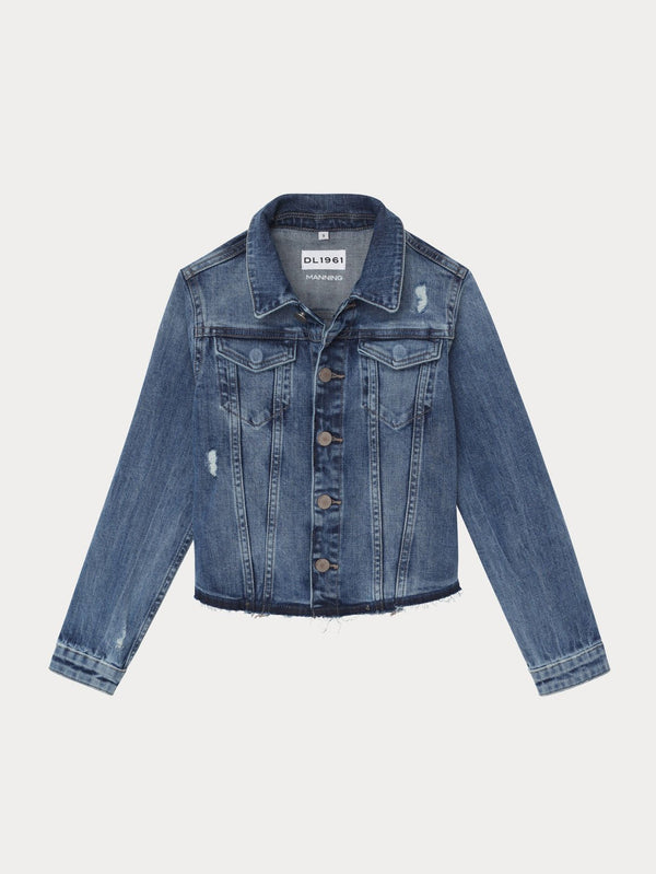 DL1961 Kids Manning Denim Jacket