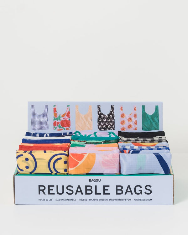 Reusable Grocery and Everyday Bags