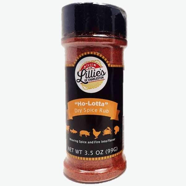 Lillie's Dry Rub Ho-Lotta All Purpose Spice
