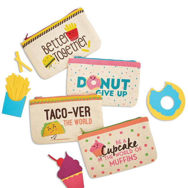 Food for Thought Multipurpose Bag Assorted 4 Designs