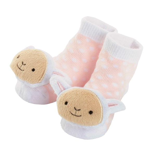 Rattle Toe Socks-various options