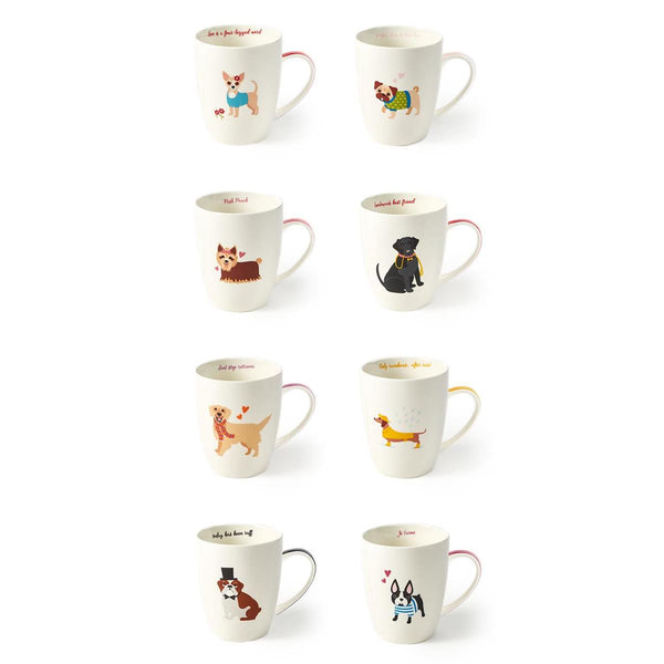 Kennel Club Mug in Box-8 Designs