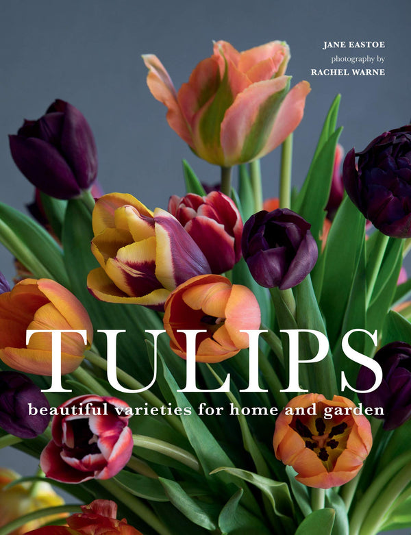Tulips Coffee Table Book