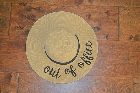 Sun Hats for Fun Times - Bubbles Gift Shoppe