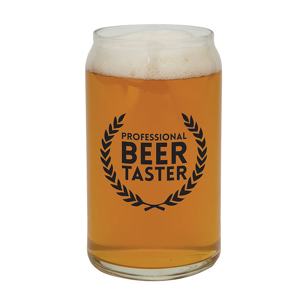 Beer Can Glass - Professional Beer Taster