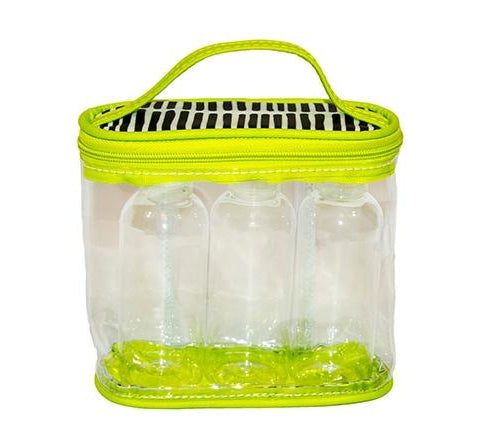 Airplane Clear Carry On Travel Bag
