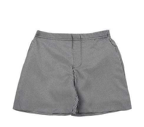 Gingham Shorts for Boys - 3 Colors