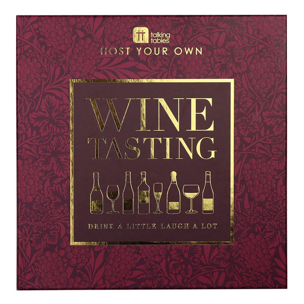 Wine Tasting Event Game