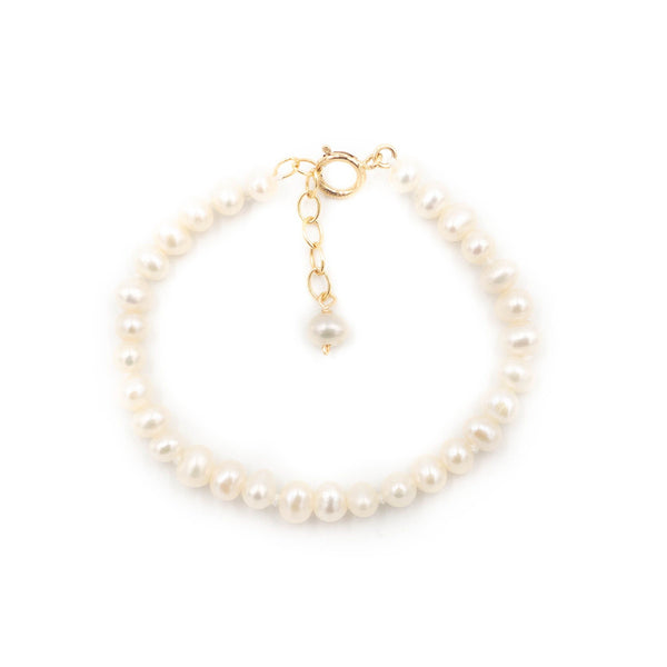 Bella Children Pearl Bracelet