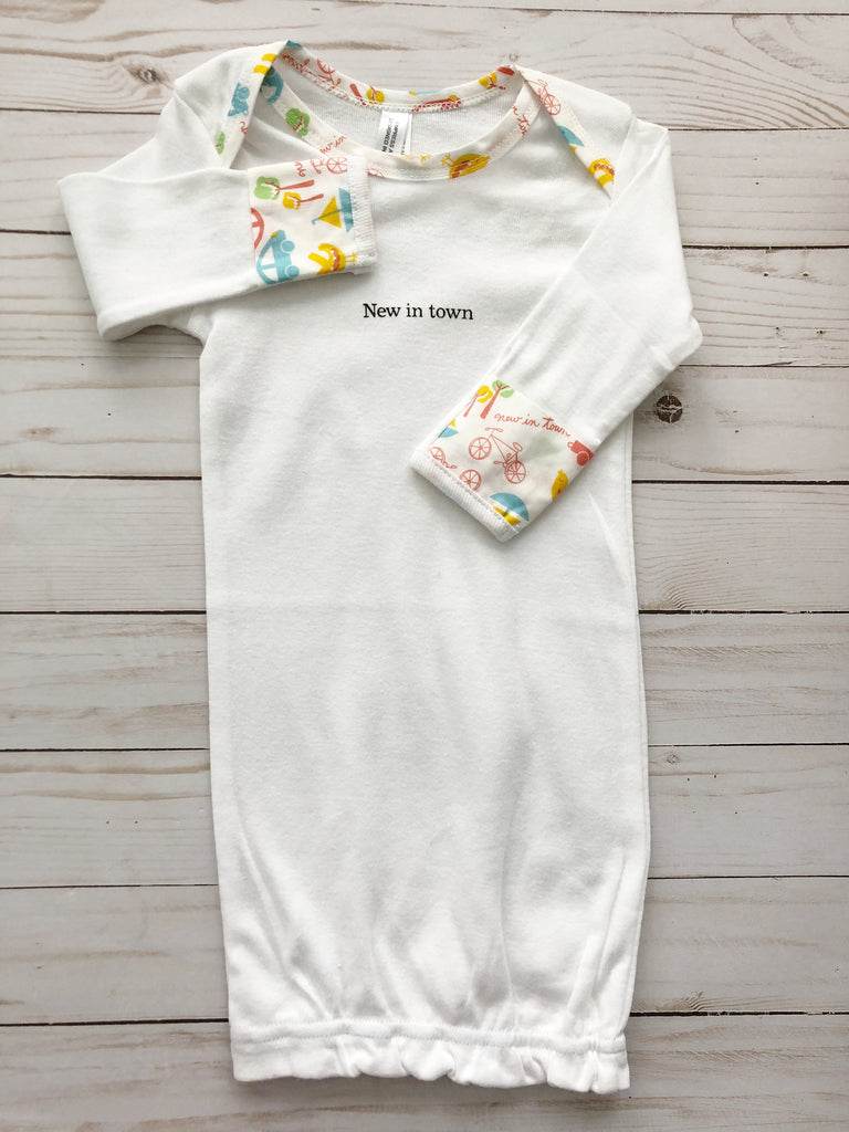 Adorable Baby Sleep Gowns