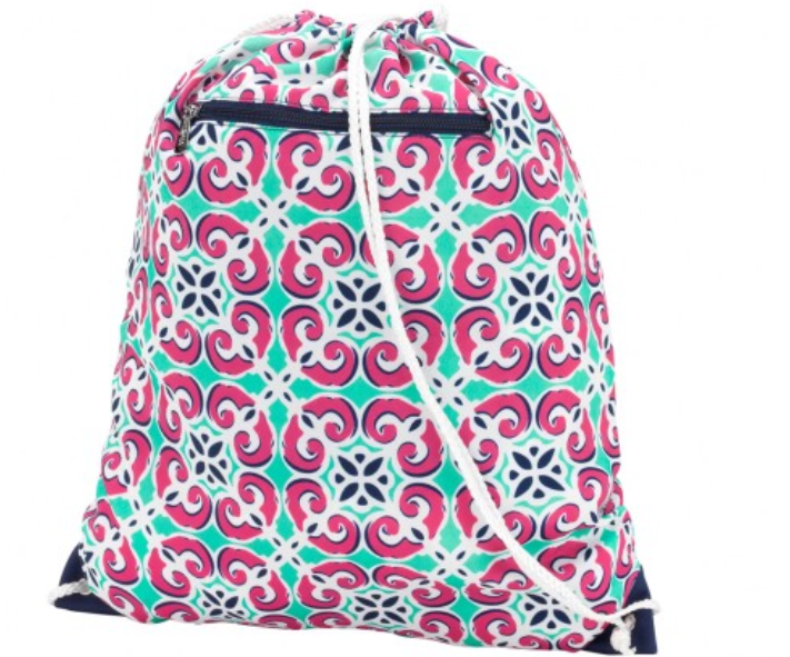 Mia Gym Bag - Bubbles Gift Shoppe