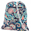 Emerson Paisley Gym Bag- Monogram - Bubbles Gift Shoppe