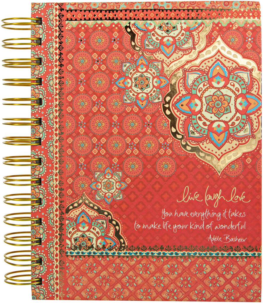 Spiral Notebook - 4 Styles