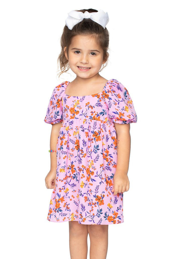 BuddyLove Kennedy Babydoll Dress - Garden Party