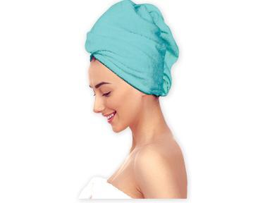 Lemon Lavender Turbo Towel - 4 Colors