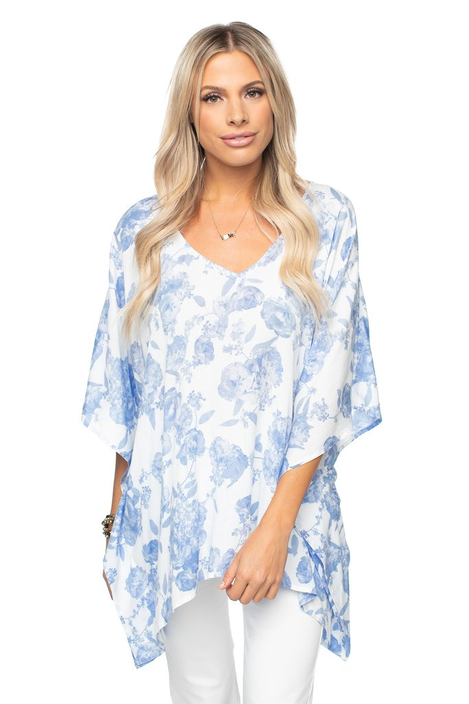 Buddy Love North Tunic - Tea Party