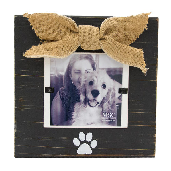 Paw Pet Bow Frame