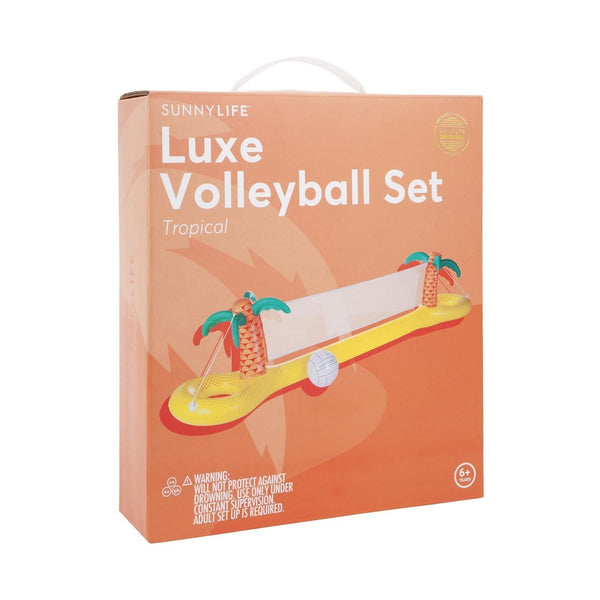 Inflatable Volley-Ball Set