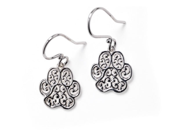 Southern Gates Paw Earrings