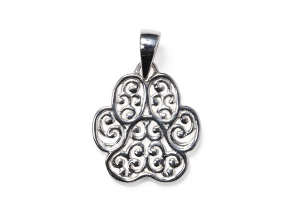 Southern Gates Large Paw Pendant - 16mm