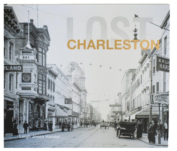 Lost Charleston by Penguin Random House