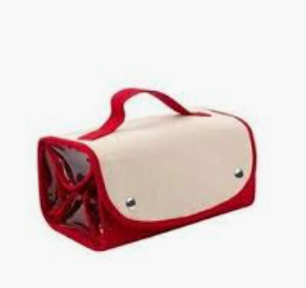 Roll Up Cosmetic Bag 7 Styles