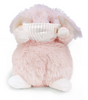WEE PETAL BUNNY WITH FACE MASK - Pink