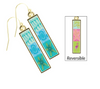 Jilzarah bar reversible Earrings
