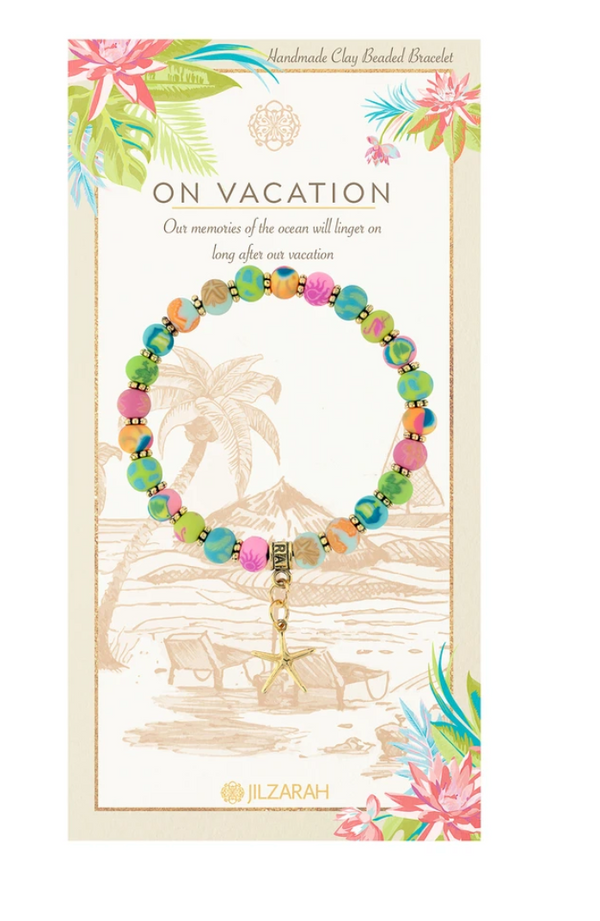 On Vacation Beach Bracelet