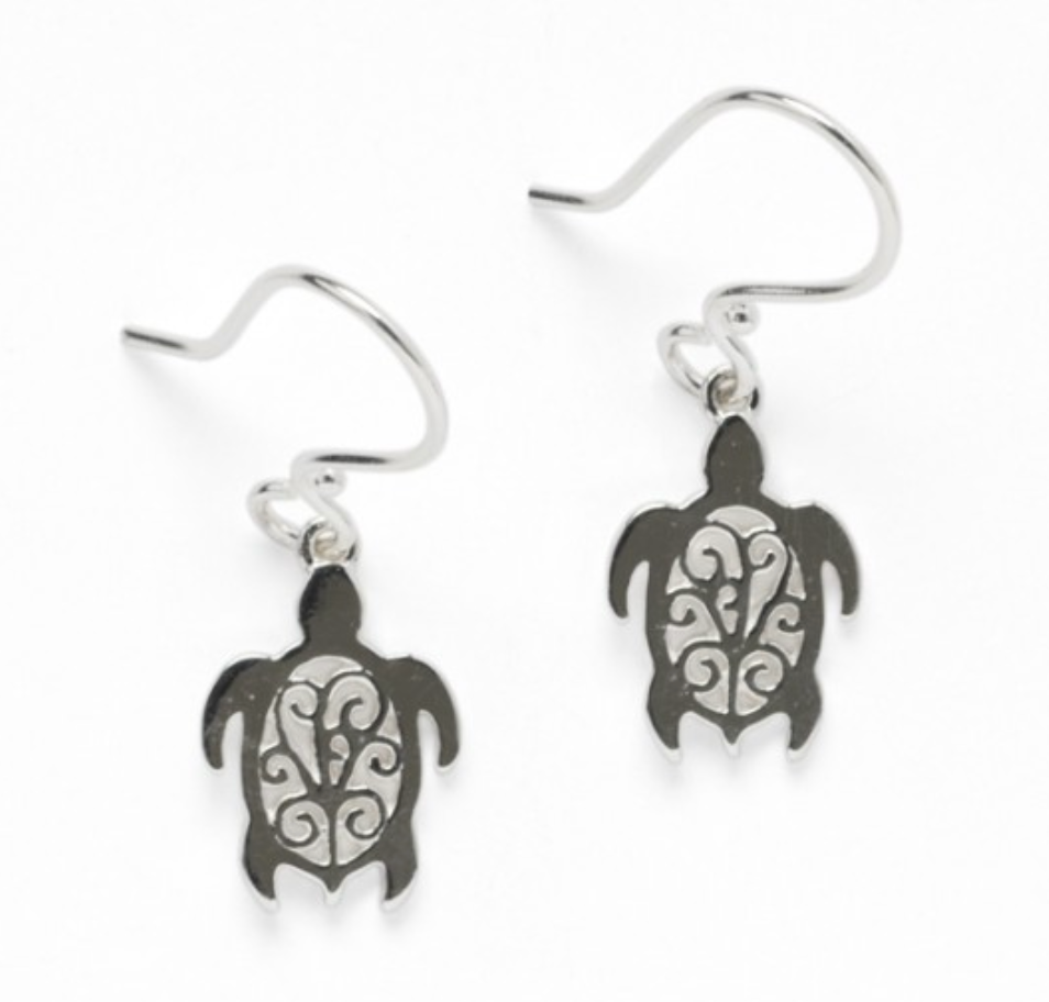 Southern Gates Sea Turtle Earring