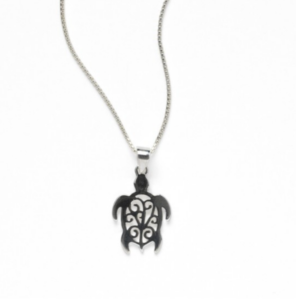 Southern Gates Turtle necklace