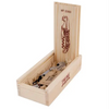Chateau™ Wooden Double Hinged Corkscrew by Twine