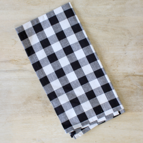 Buffalo Plaid Hand Towel