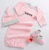 Welcome Home Baby 3 Piece Layette Set