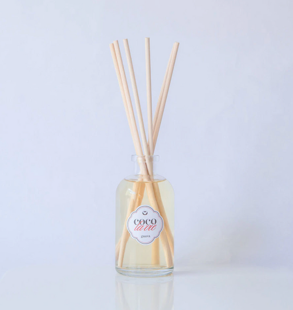 Reed Diffuser by Coco La Vie Home Fragrance + Apothecary