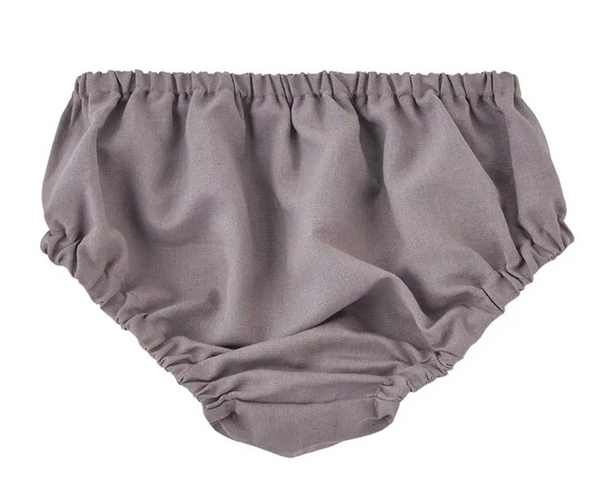 Heirloom Gray Bloomers