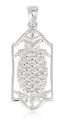 Southern Gates® Framed Pineapple Pendant