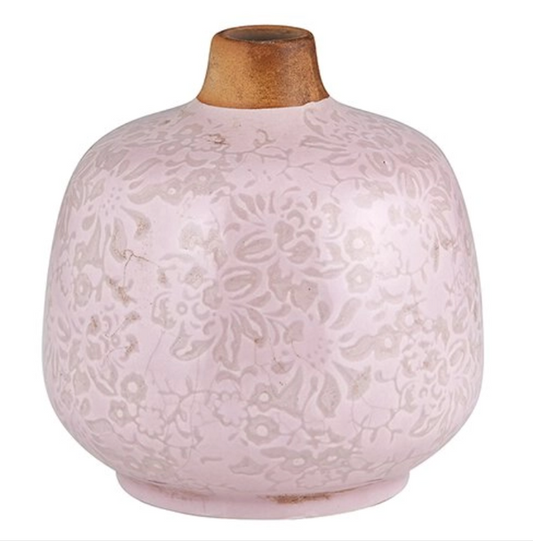 Light Pink Bud Vase